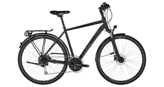 Cube Touring EXC - Vélo de trekking - noir